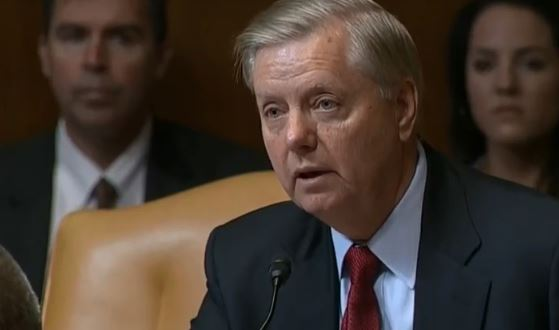 Sen. Graham Wants Betrayal of Ford, Violation of Committee Rules Investigated