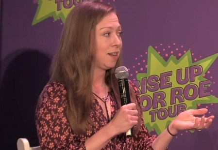 Chelsea Clinton: 'Pro-Choice Is Pro-Life,' Reproductive Rights Are About Economic Rights
