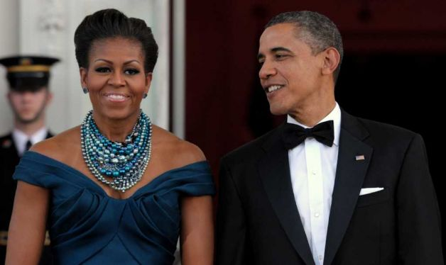 Obama On Why Michelle Was A Working Mom (at $316K Per Year): U0027We Didnu0027t  Have The Luxury For Her Not To Worku0027