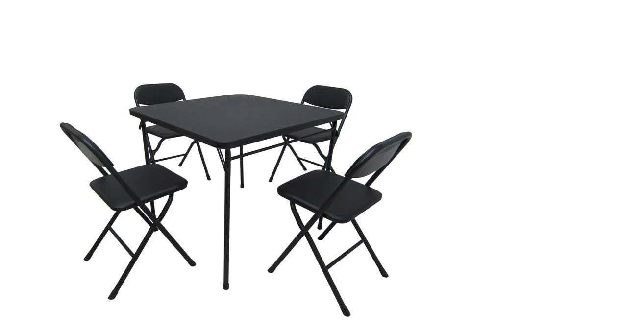 Finger Amputating Card Table Set Recalled by Walmart