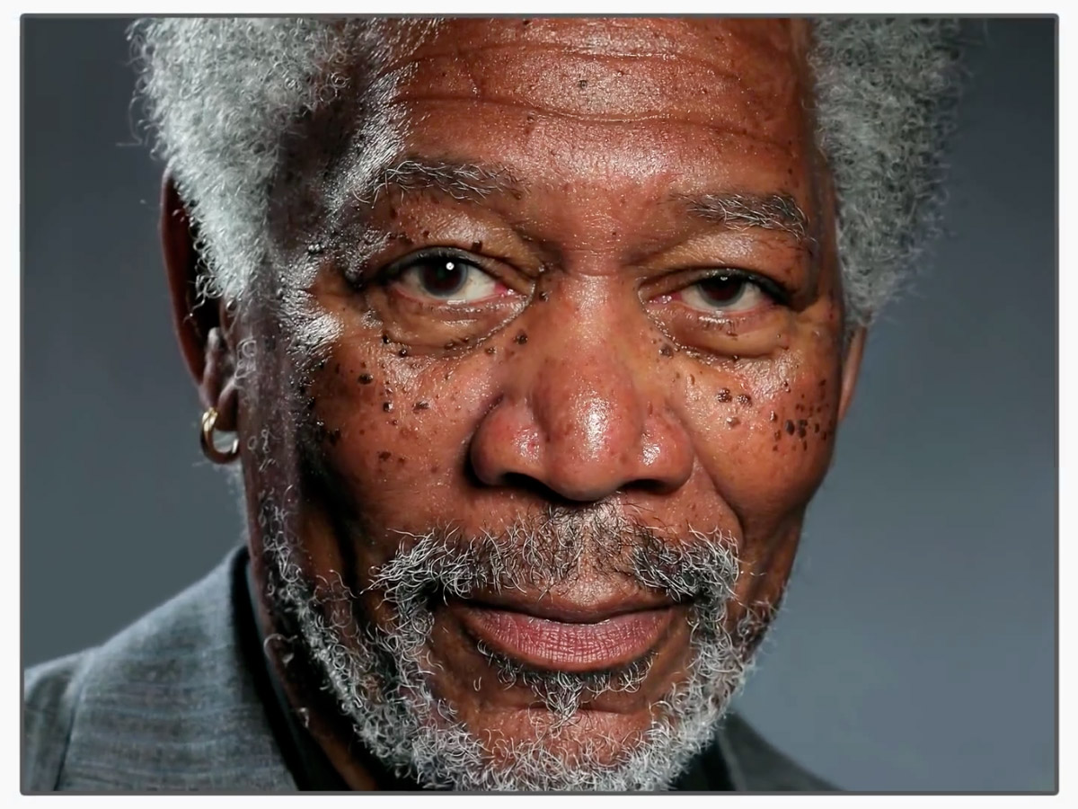FLASHBACK: Morgan Freeman on Ending Racism: 'Stop Talking About It'