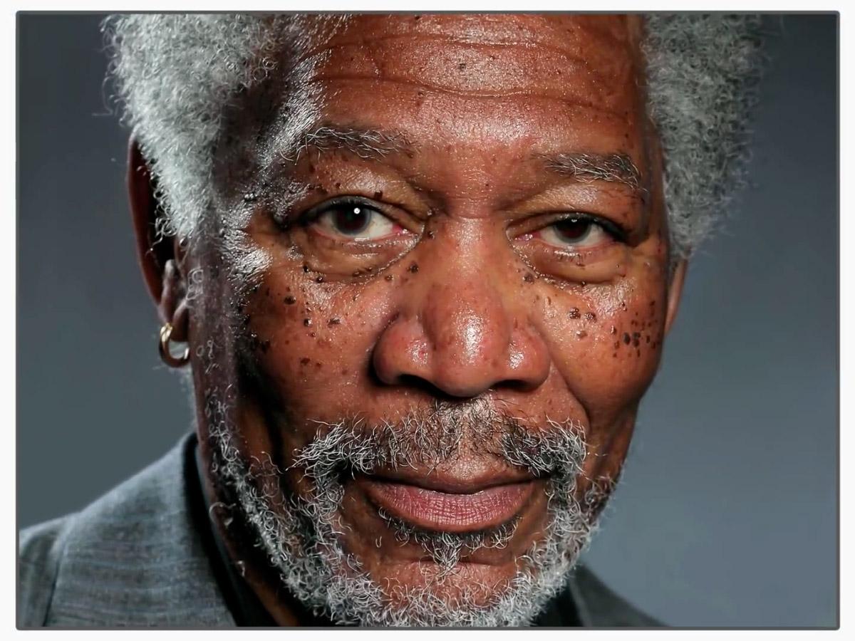 Muere actor Morgan Freeman