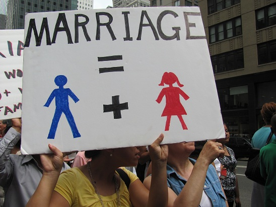 Requirements for gay marriage