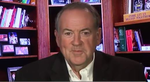 Gov. Huckabee Says There's 'One Problem' with N. Korea's Plan to Send Olympic Team to S. Korea