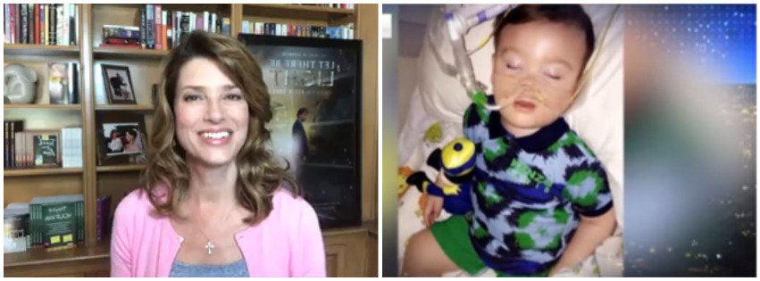 Sam Sorbo Warns: You Think What Happened to Alfie Evans Can't Happen Here, But It Can