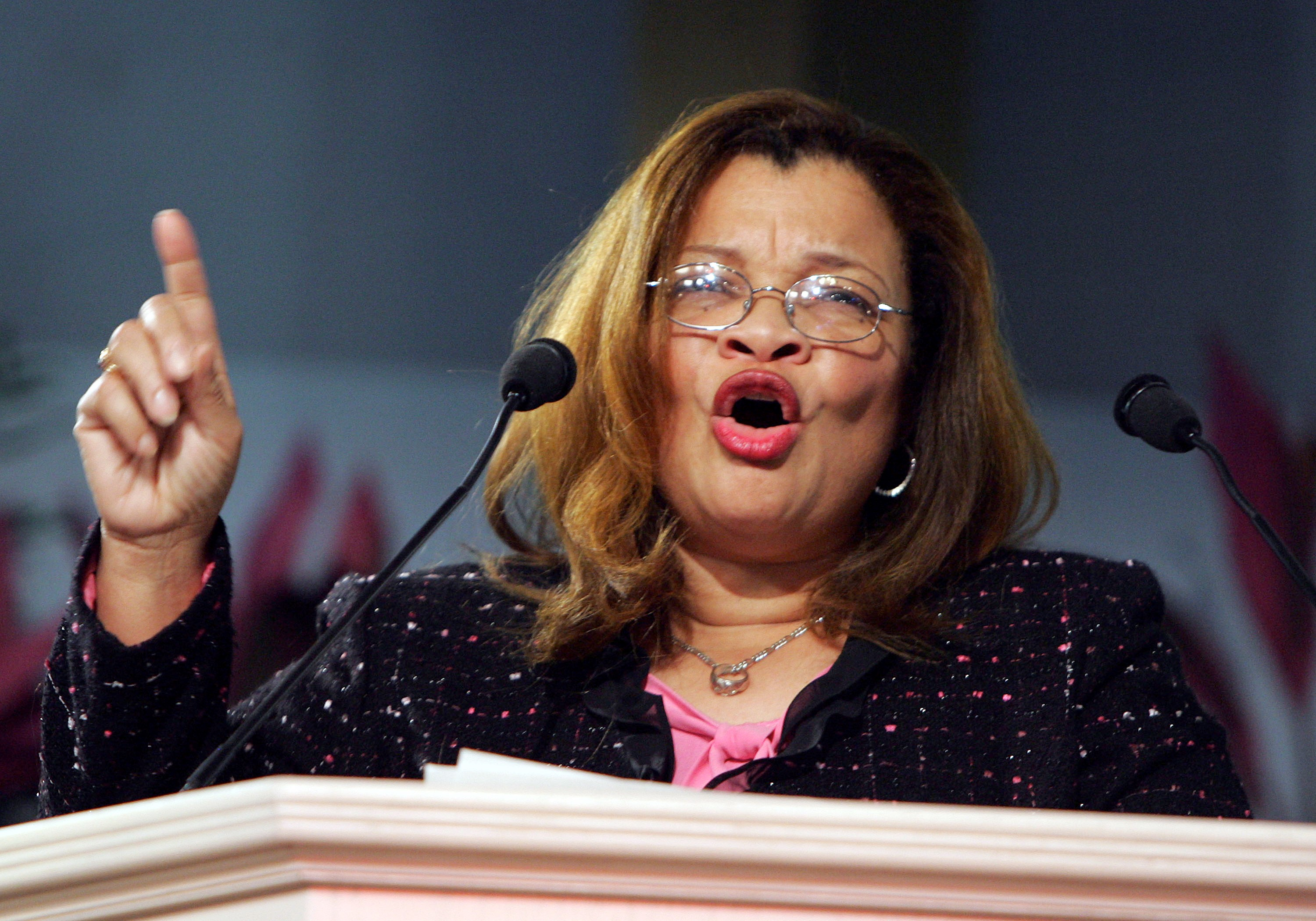 Alveda King: African American Leaders Unite to Support Trump's Wall