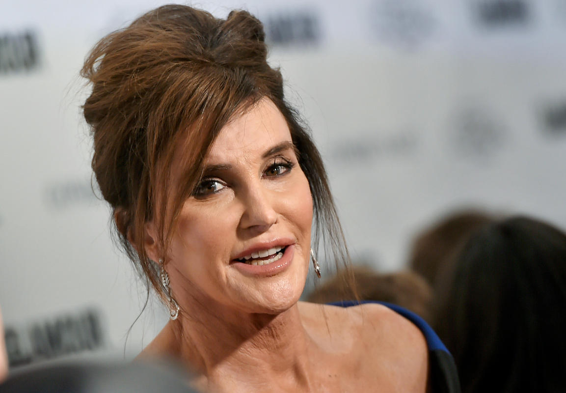 Caitlyn Jenner Says Nc Law Opens The Door To Abuse