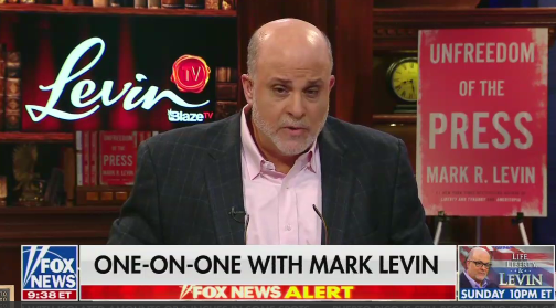 Mark Levin Explains Why 'There's Great Disrespect for the