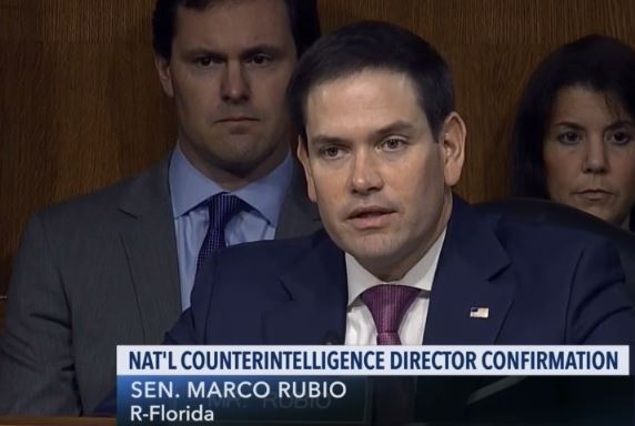 Sen. Marco Rubio Warns That Fake Videos Pose 'a Major Threat to Our Democracy'