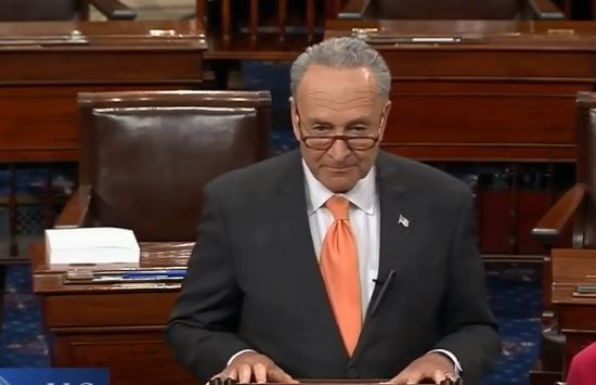 Schumer: 'If We Did More on Climate Change, We'd Have Fewer of These Hurricanes'