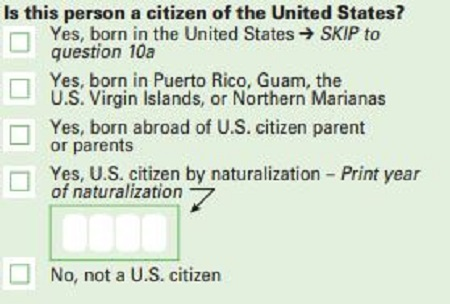 Liberals Object To Inclusion Of Citizenship Question On
