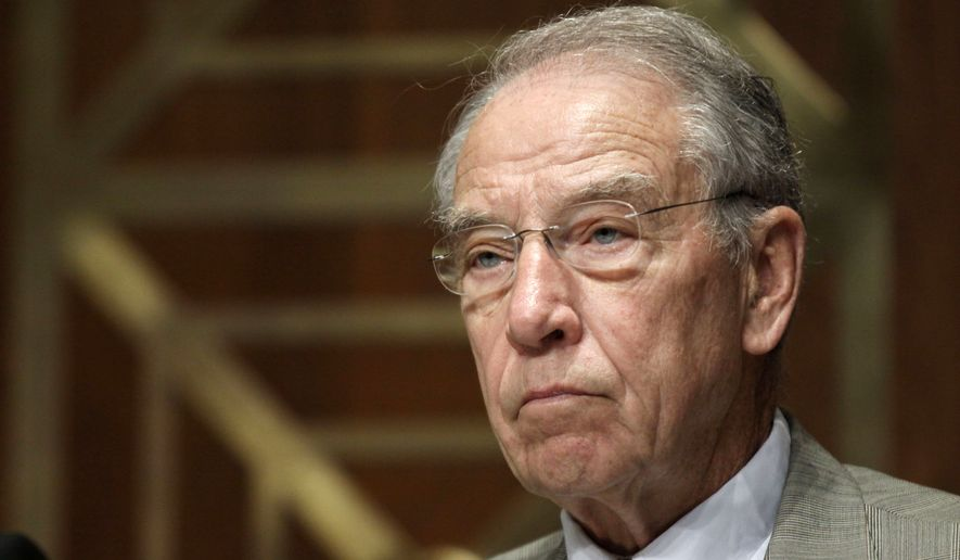 Senate Judiciary Chairman: We Won't Consider Obama Supreme