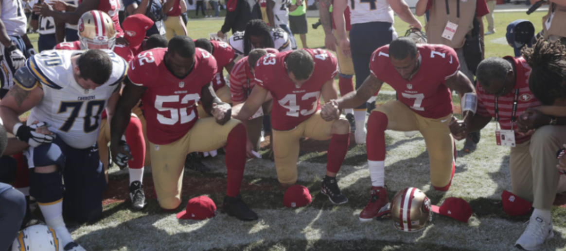 What Would Have Happened If Kaepernick Had Prayed Instead