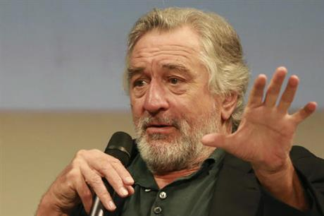 Robert De Niro Sends Note to Meryl Streep -- 'I Share Your Sentiments about Punks and Bullies'