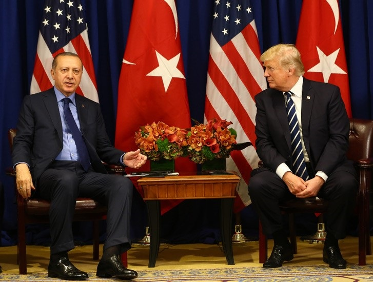 Trump Doubles Steel and Aluminum Tariffs on Turkey; 'Relations Not Good'