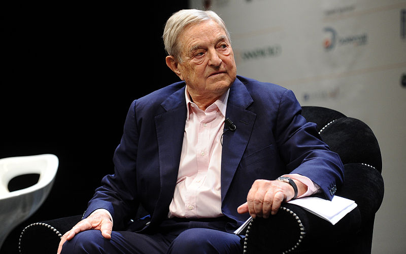 Soros-Backed Foreign Media Outlet Bashes Conservatives Using US Taxpayer Dollars