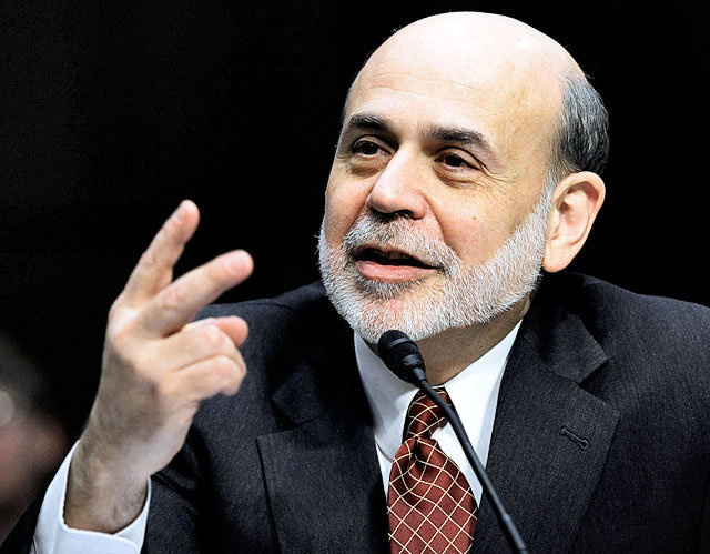 Report: Ben Bernanke is joining a hedge fund as a senior ...