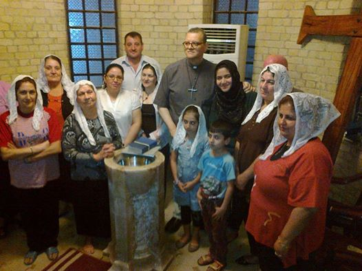 Baghdad Priest: 'Christianity Could Be at an End Here'