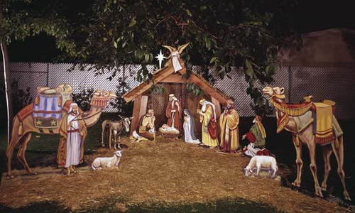 Keep Christ In Christmas Signs