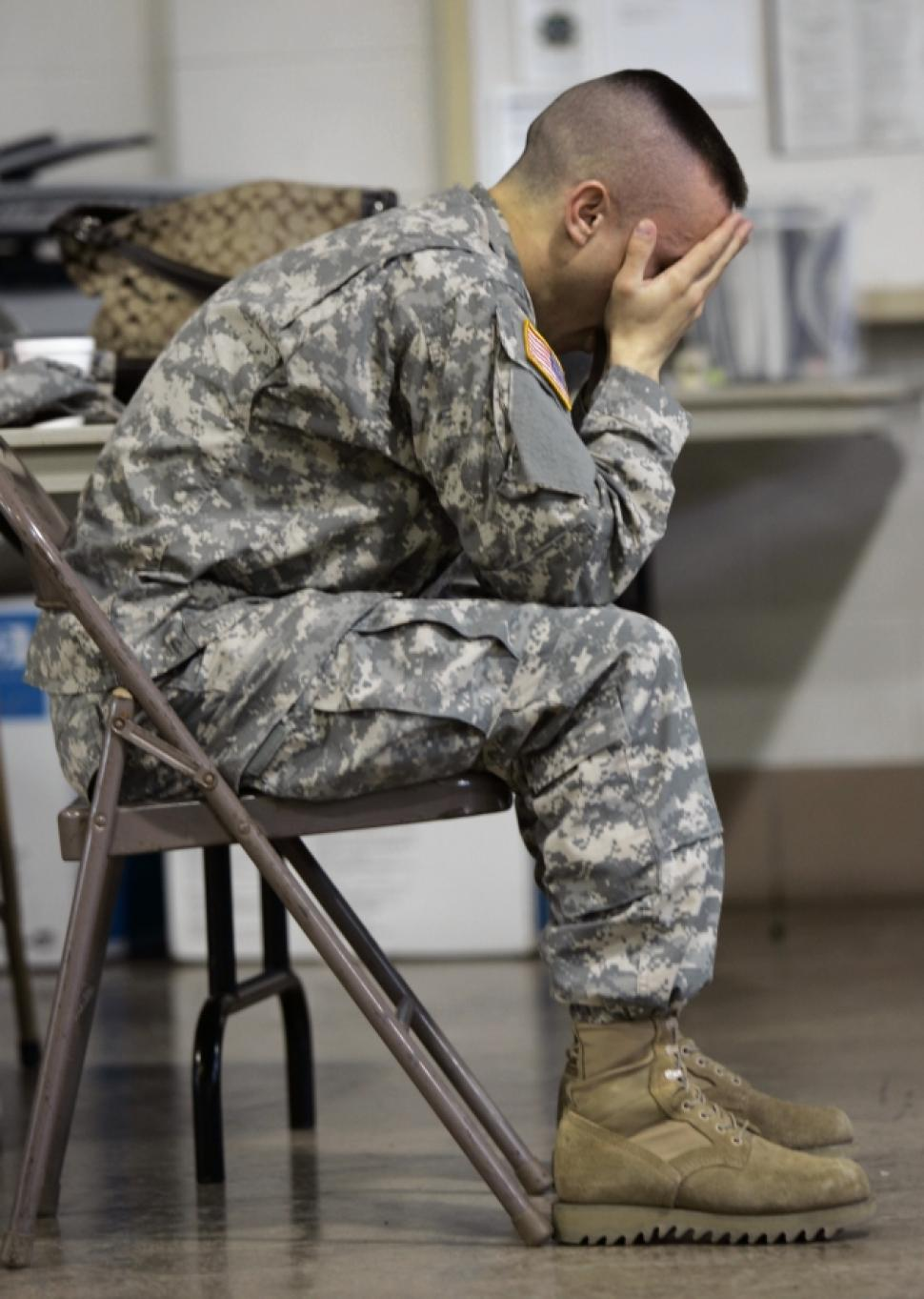 "soldiers with ptsd that commit crimes ""this article, in the main, addresses how the military justice system deals — and ought to deal — with military members who are suffering from post-traumatic stress disorder (ptsd), and commit crimes."