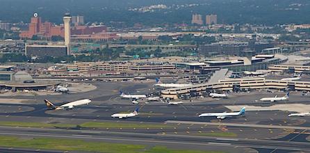 Air Cargo Facilities At Newark Liberty International