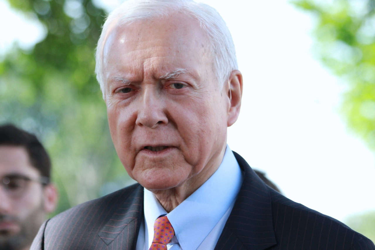 a biography of senator orrin hatch the powerful congressman from utah Radcliff mostimportantissue  utah's own senator orrin hatch has been a senator for 6 terms,  amendments are powerful beings with only 17 of the approximately.