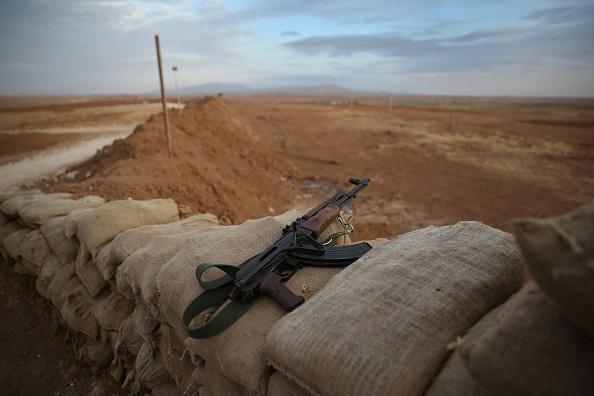 U.S. Military Spokesman: ISIS Still Poses a Threat in Iraq