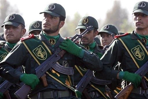 Afbeeldingsresultaat voor pictures of Iranian IRGC