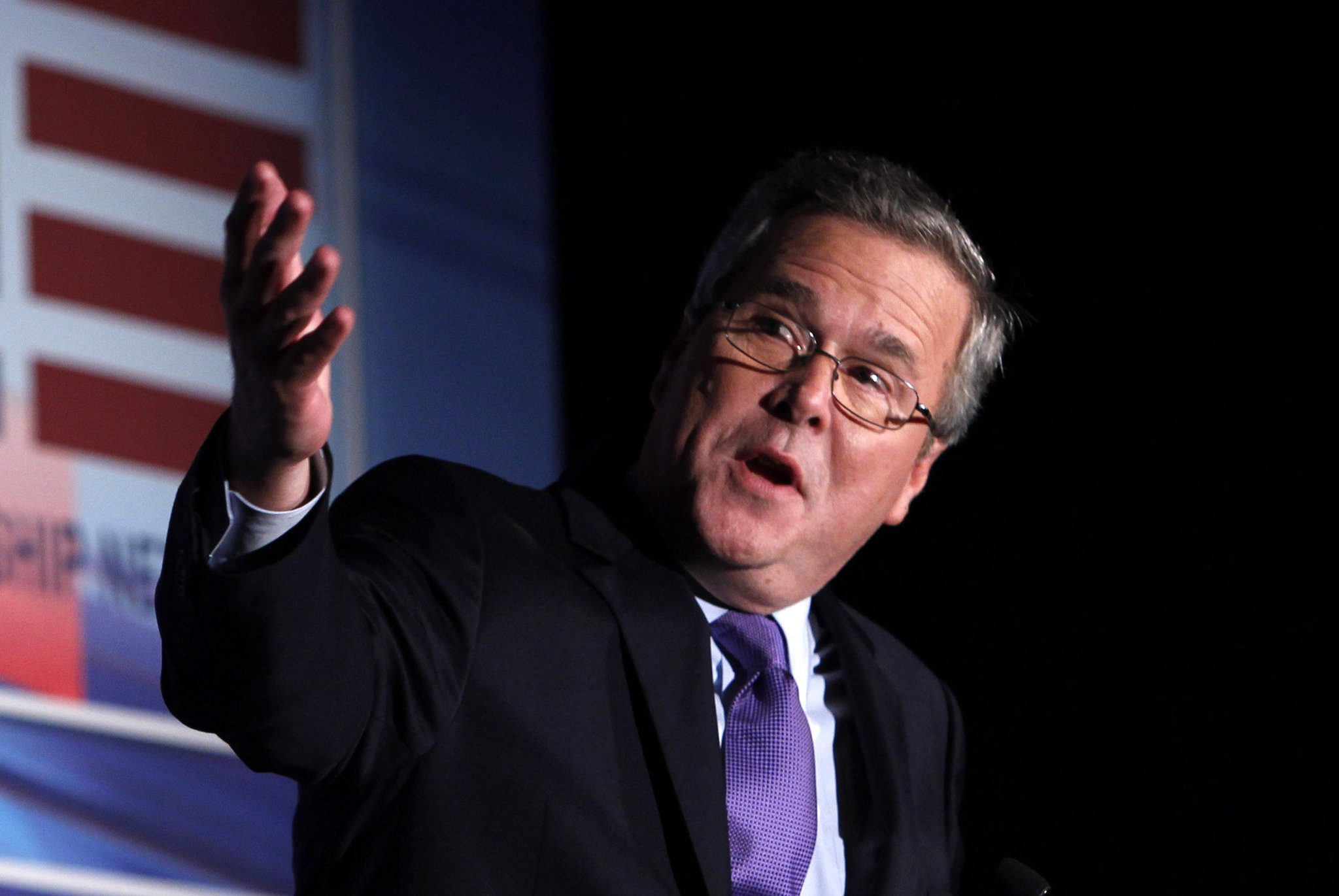 Jeb Bush Quotes Jeb Bush Social Security Meanstesting 'ought To Be Considered'