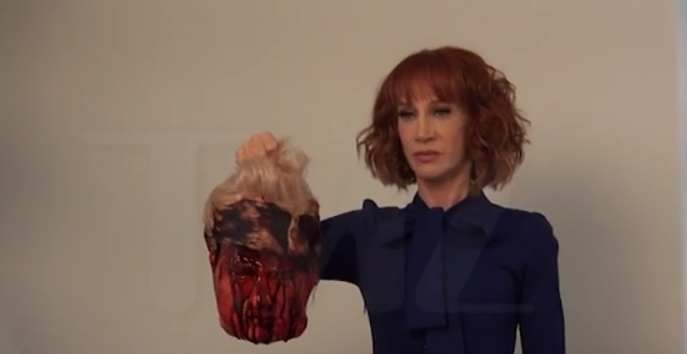 Secret Service to Investigate, Interview Kathy Griffin ...