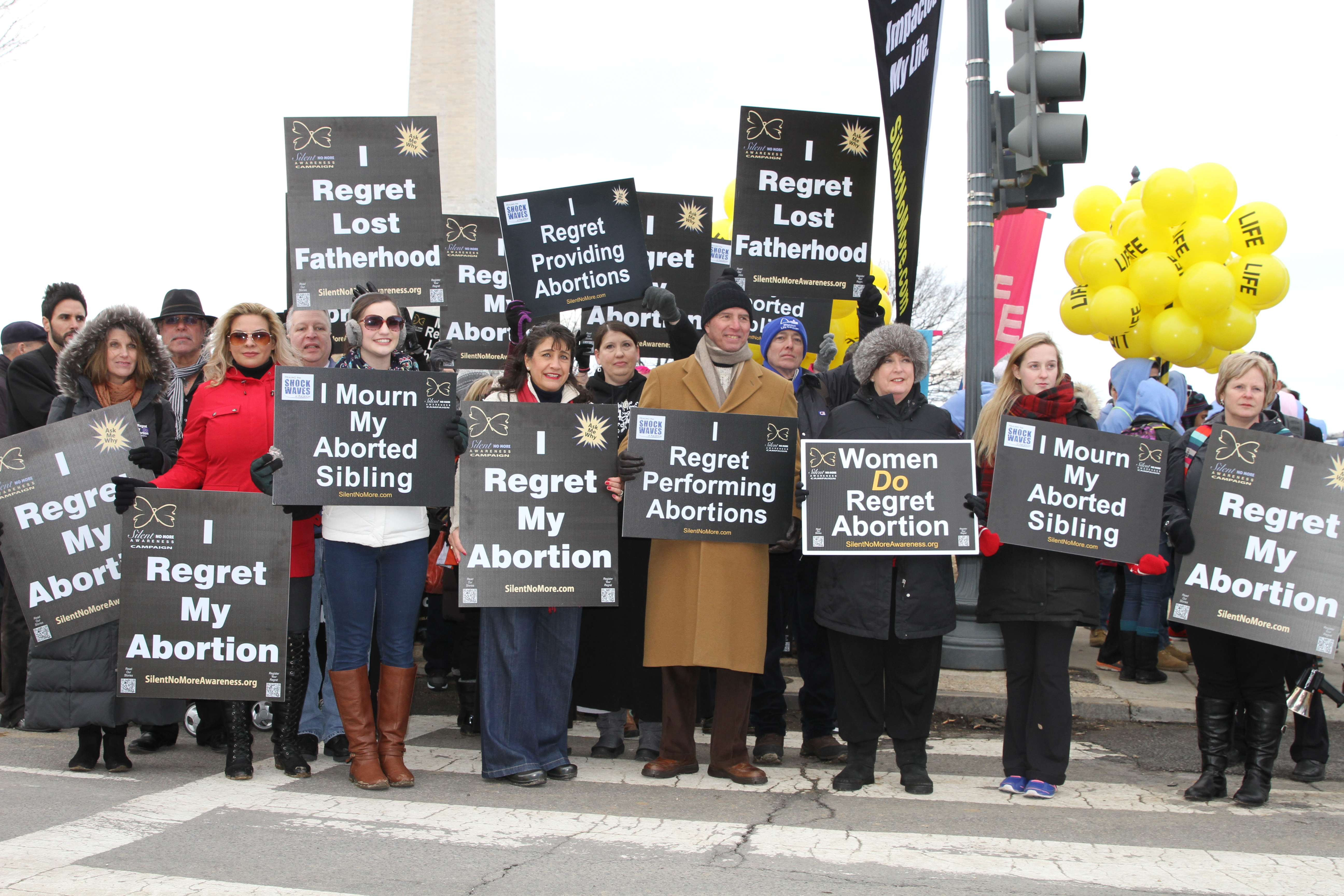 New Pro-Life Message Will Be on Full Display Tomorrow at March for Life