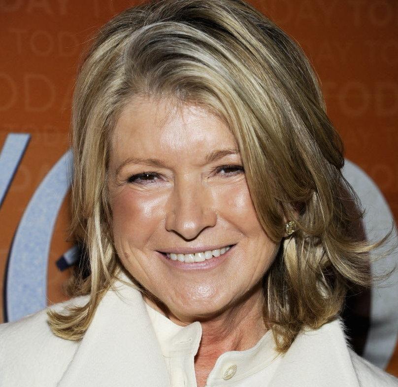 Martha Stewart: $200 Million Martha Stewart To Millennials: Get Up And