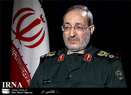 Iranian General: World Should Support Americans Marching Against Their Govt