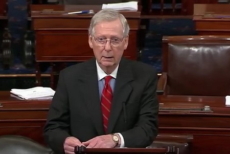 McConnell on Liberals' Mob Tactics: 'This Is Only Phase One of the Meltdown;...