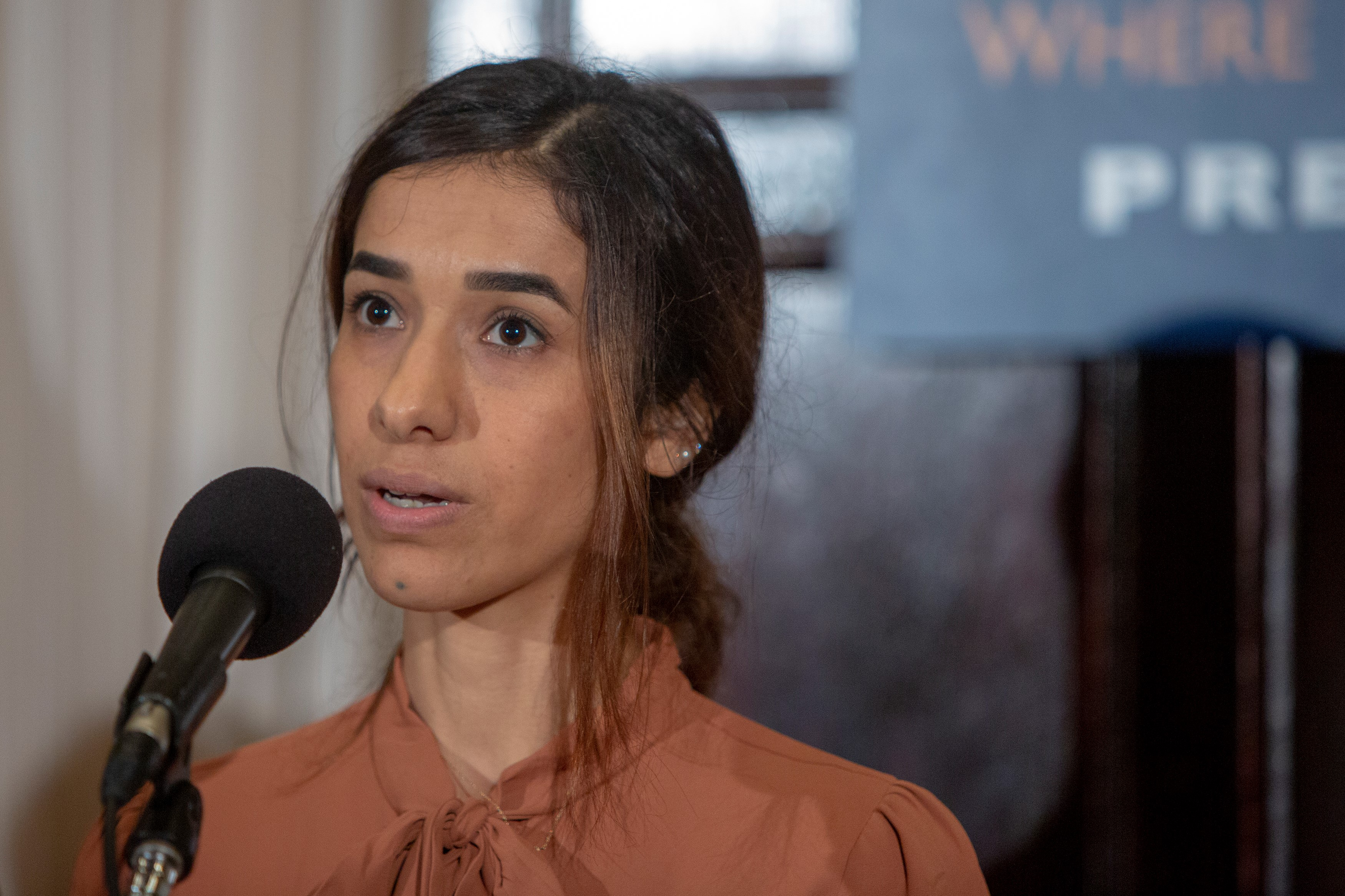 Rape Survivor Wins Nobel Peace Prize, and 'Feminists' Are Nowhere to Be Foun...
