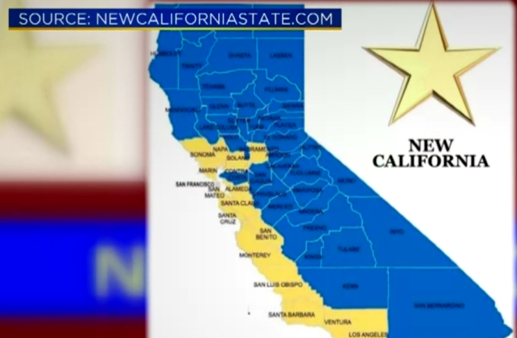 39New California39 Declares Independence From California