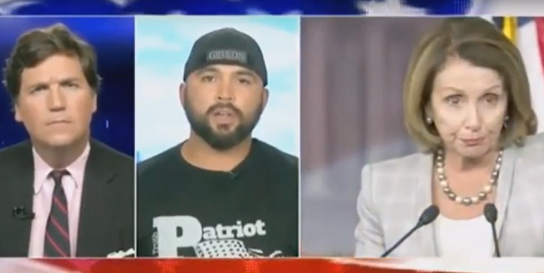 Pelosis White Supremacist Prayer Organizer Responds: Im Brown Shes Trying to Rile Up Citizens to Violence