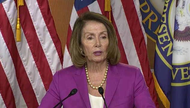 Pelosi's CODEL Trip to Italy, Ukraine Cost Air Force $184,587.81