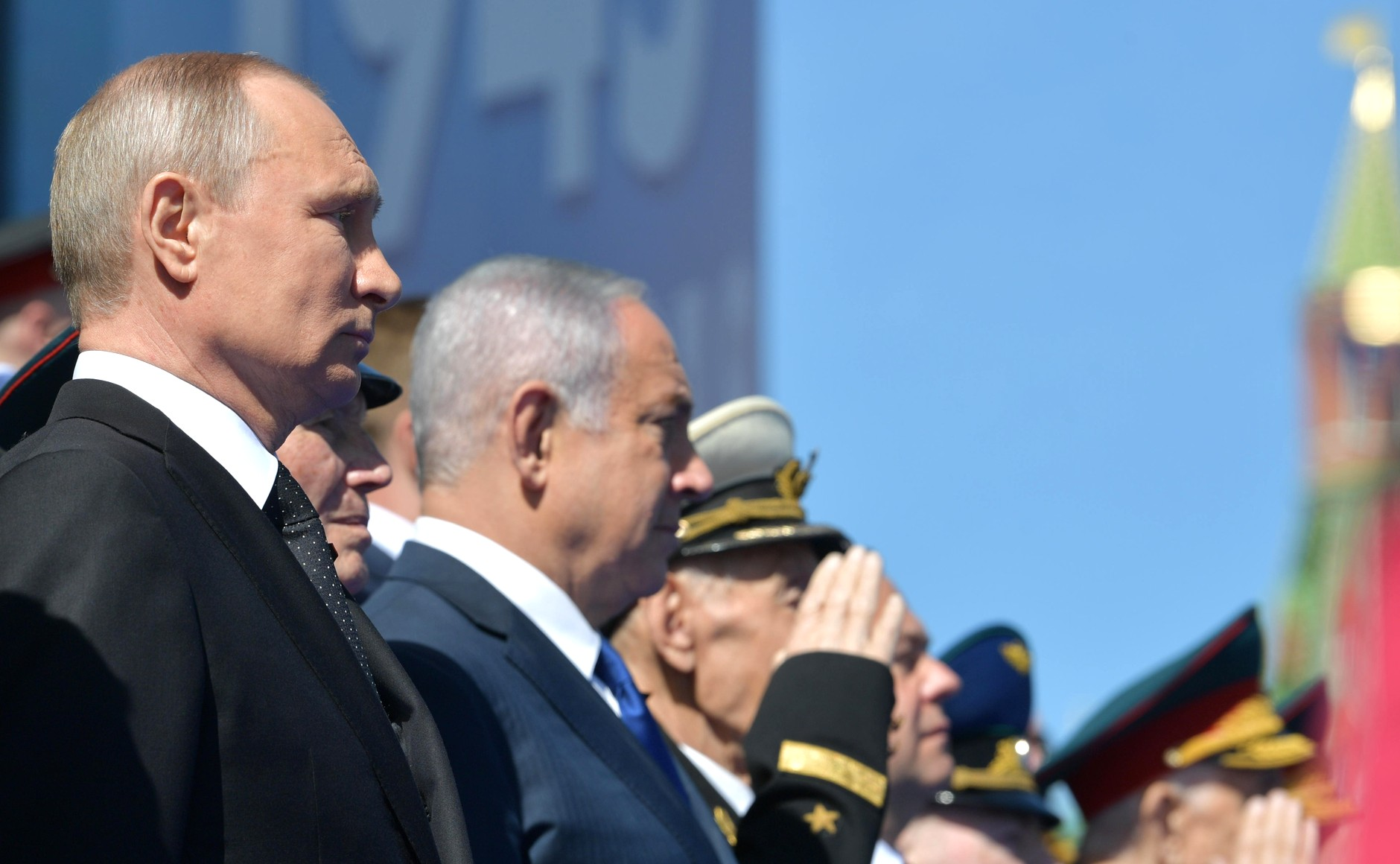 Putin Refrains From Accusing Israel of Deliberately Causing Syrian Shootdown of Russian Plane