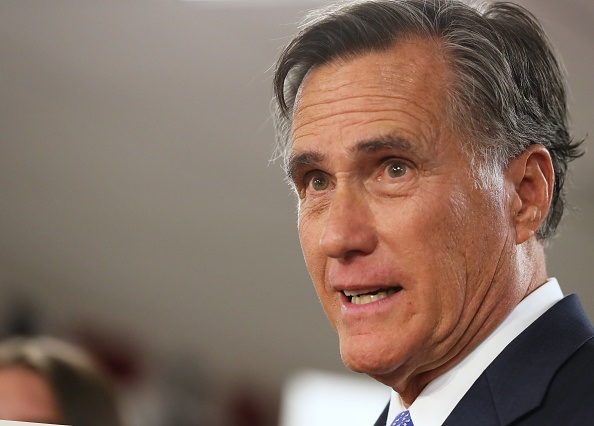 Sen. Romney on War With Iran: 'That's Just Not Going to Happen'