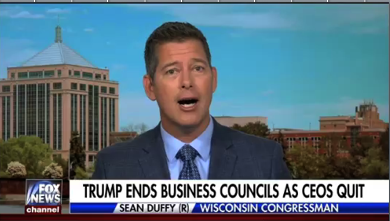GOP Congressman Says His Constituents Want Them to Unite to Get Trump Agenda Accomplished