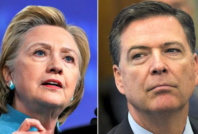 GOP Congressmen Call for Investigation of FBI's 'Special' Treatment of Hillary Clinton