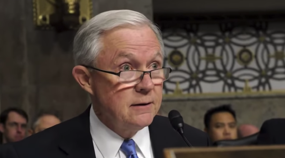 Poll: AG Sessions 33% 'Favorable' Among Republicans, 40% 'Unfavorable'