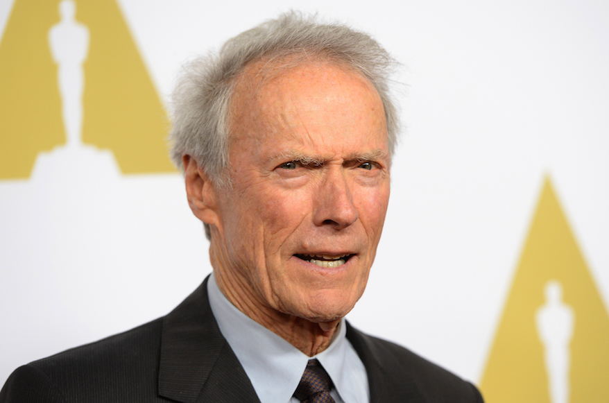 Clint Eastwood to Film...