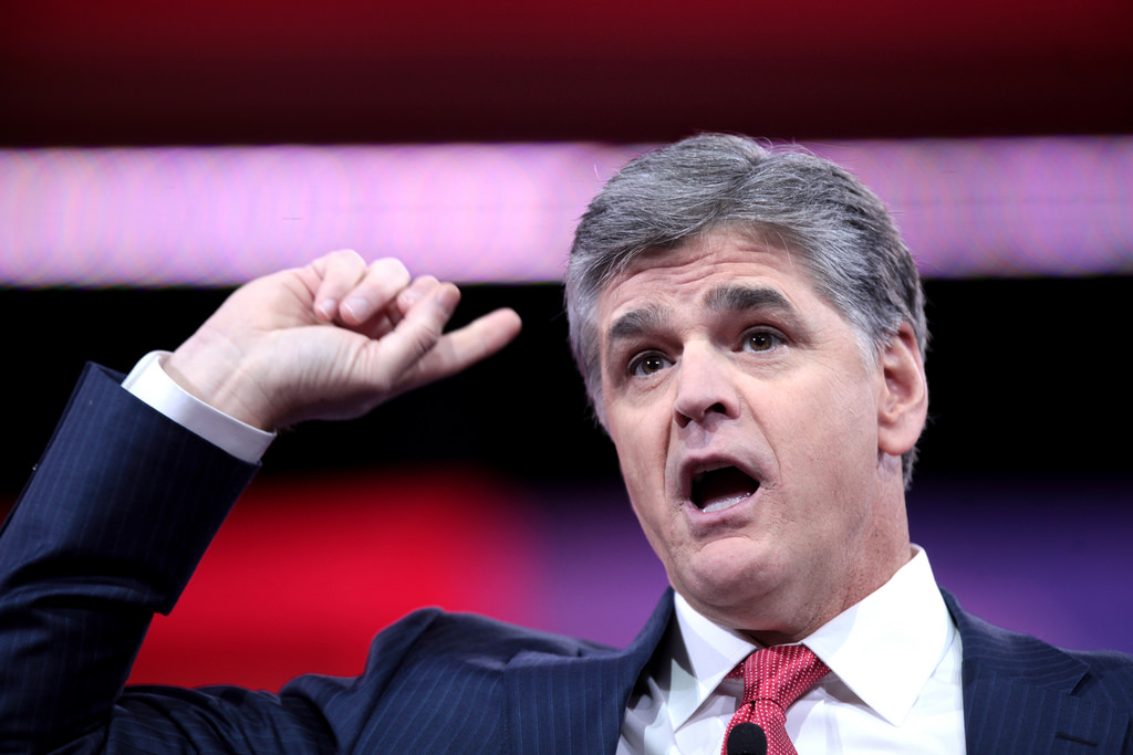 Hannity: Theres Going to Be a Major Military Conflict with North Korea