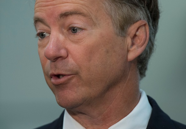 Rand Paul: It's Not U.S. Responsibility 'to Fight Every War and Find Every Peace'