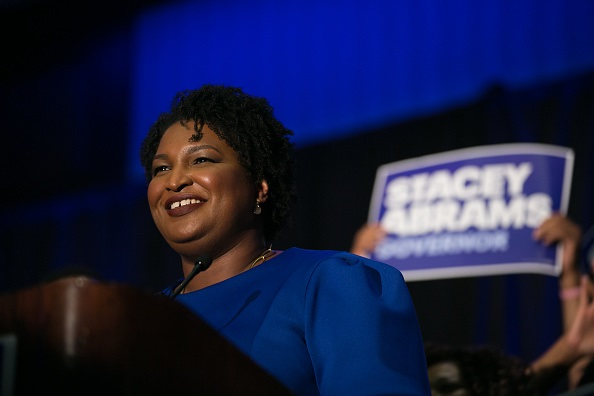 Georgia Dem: 'You Shouldn't Have to Work More Than One Job Full-Time to Make a L...