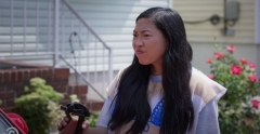 Awkwafina Is Nora from Queens is a Comedy Central show. (Photo credit: YouTube/Comedy Central)