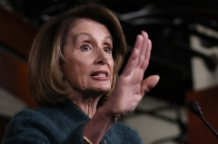 House Speaker Nancy Pelosi (D-Calif.) (Photo by Win McNamee/AFP via Getty Images)