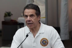 Will New York Gov. Andrew Cuomo run for president? (Photo credit: BRYAN R. SMITH/AFP via Getty Images)